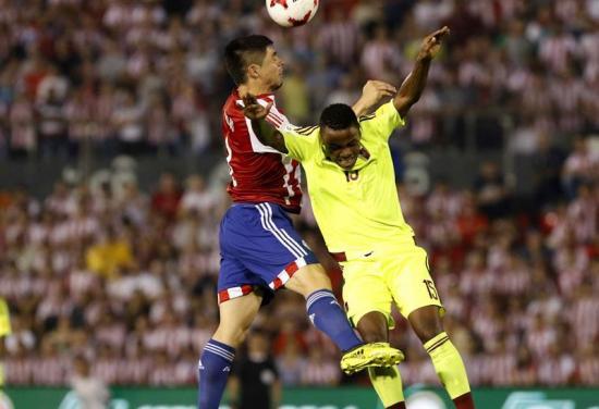 Venezuela sorprende a Paraguay y lo deja fuera del Mundial [0-1]