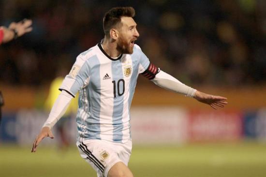 Messi: 'Hubiese sido una locura que Argentina no estuviera en el Mundial'