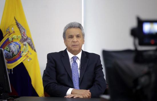 Lenin Moreno presentó las medidas económicas de su Gobierno