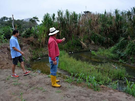 Piden celeridad en el  desazolve del río