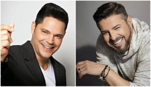 Los salseros Rey Ruiz y Luis Enrique cantan hoy en Portoviejo