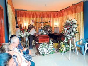 Consternación en tres hogares de Portoviejo
