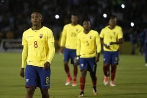 La Selección de Ecuador cae 25 puestos en el ranking mundial de la FIFA