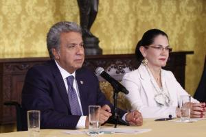 Presidente Moreno: 'un Ecuador más productivo y de pleno empleo es posible'