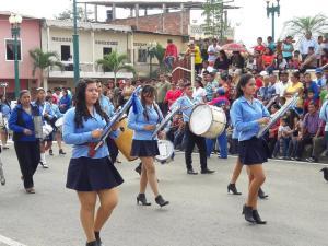 El viernes inician las festividades por los  66 años de Paján