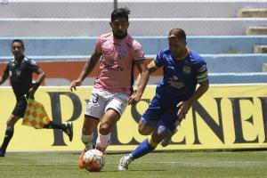 Delfín SC rescata un punto en Sangolquí tras empatar con Independiente [2-2]