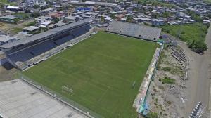 Municipio de Manta expropiará parte del estadio Jocay