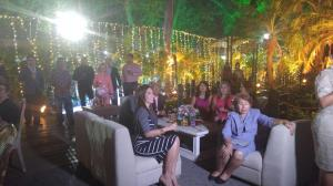 Inauguran la restaurada Casa Rosada en Manta