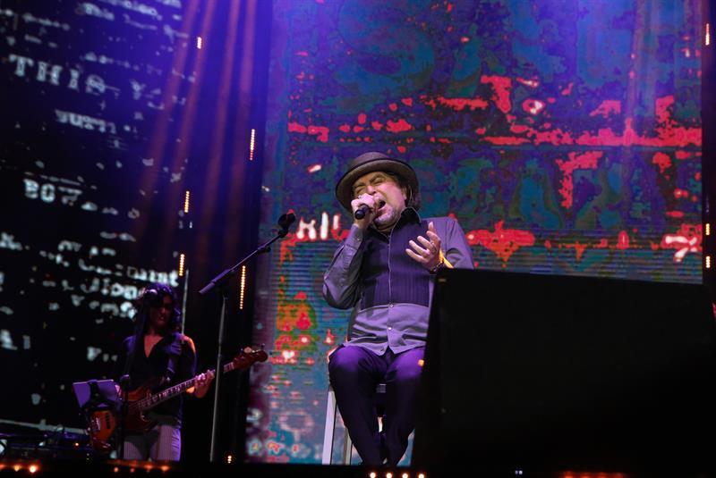 Joaquín Sabina deslumbró a Quito con su concierto tras seis meses de retraso