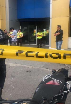 Policía evacúa Unidad de Flagrancia en Quito por amenaza de bomba