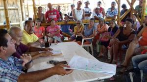 Habitantes de San Jacinto piden agilidad en los trámites para obtener escrituras de terrenos