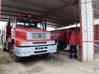 bomberos ya tienen  terreno para futura ejecución de edificio