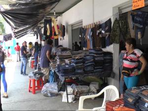 Comerciantes de la  Expoferia dicen que las ventas han sido bajas