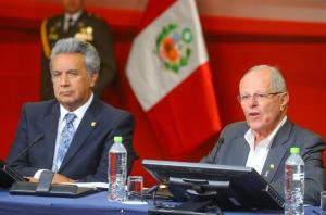 Kuczynski expresa preocupación por deforestación de la Amazonía