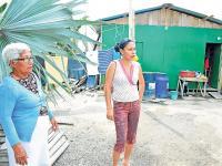 Los damnificados del  16a esperan sus casas