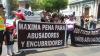 Realizan plantón en Guayaquil y Quito para denunciar casos de violación y abuso sexual en el país