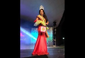 Sara Mero es la nueva Reina de Montecristi