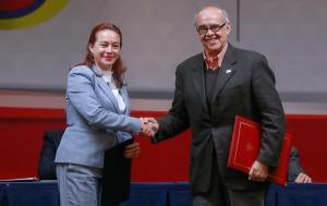 Ecuador y Perú celebrarán 20 años de paz con gabinete binacional en Galápagos