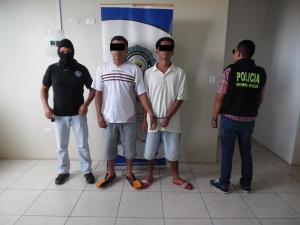 Culpables de asesinar a cobrador colombiano