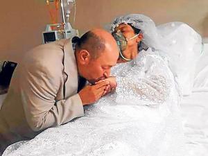 El cáncer separó a Margarita y Segundo
