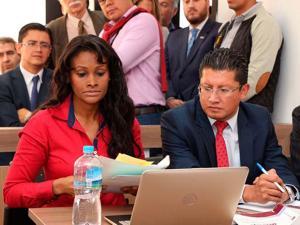 Fiscal Diana Salazar recibe amenazas de muerte