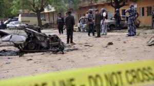 Al menos 13 muertos en un triple ataque suicida de Boko Haram en Nigeria