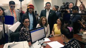 Cuatro asambleístas de AP presentan acción contra encargo de Vicepresidencia