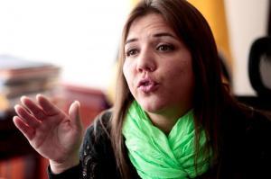 Vicepresidenta encargada no descarta una 'ruptura' en Alianza PAIS
