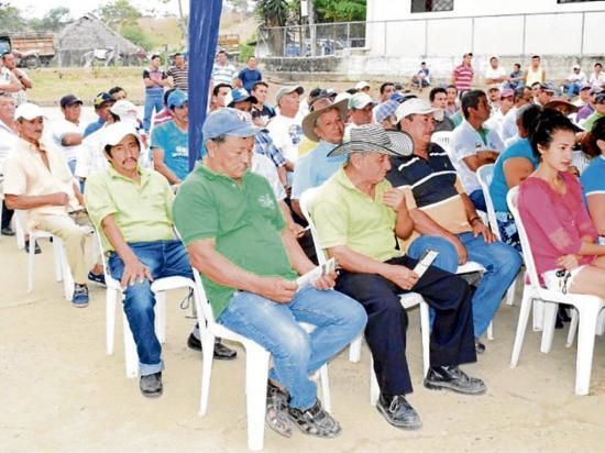 Promueven kits y seguro agrícola