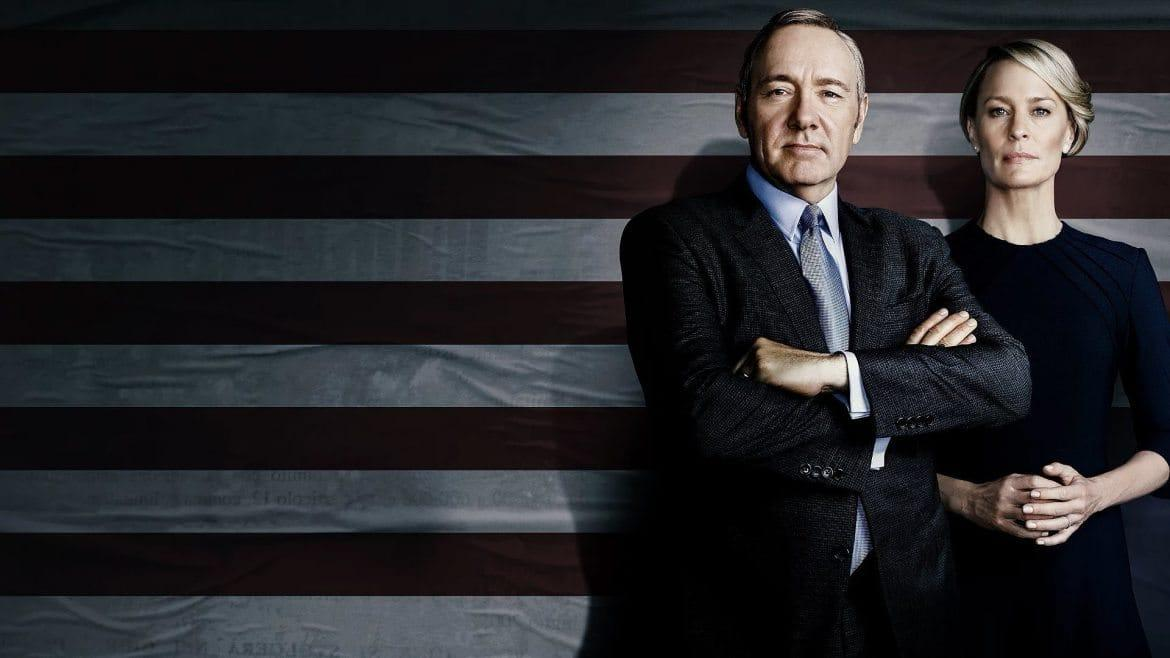 Suspenden indefinidamente el rodaje de la última temporada de 'House of Cards'