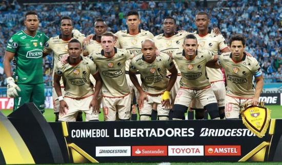 RESUMEN: Barcelona SC se despidió con honra de la Libertadores