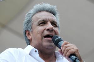 Tribunal de Quito dejó sin efecto la destitución de Moreno como presidente de AP
