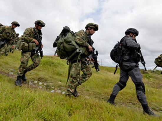 Maniobras militares inician hoy en la  triple frontera