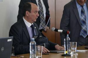 Abogado del vicepresidente Glas pide detención del fiscal Baca por dictamen abstentivo