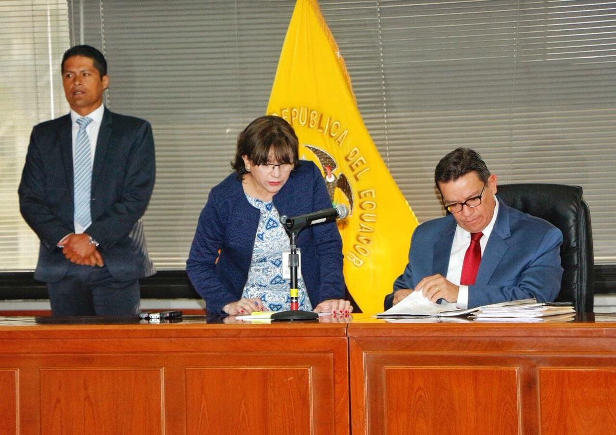 Fiscalía: el martes se conocerá si se llama a juicio a vicepresidente de Ecuador
