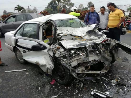 Universitarias mueren en accidente de tránsito en la vía Fumisa-Buena Fe