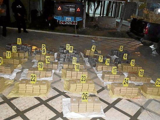 4 carteles de la droga en Ecuador