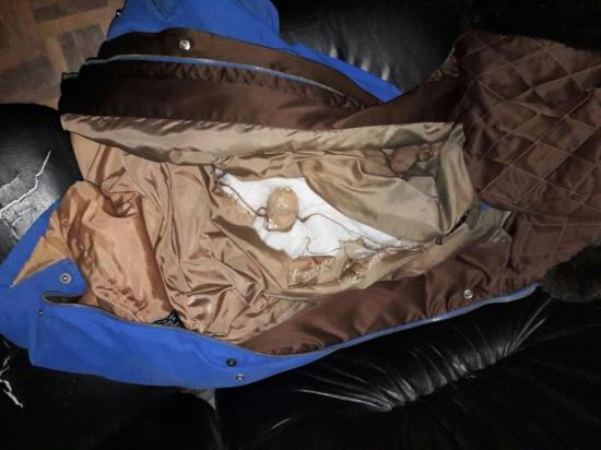 Capturan a un presunto traficante con  269 gramos de base de cocaína