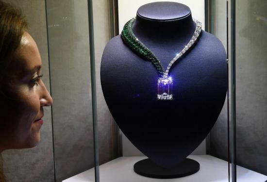 El mayor diamante color D sin fisuras fue subastado en 28,8 millones de euros