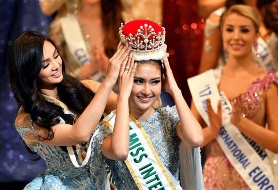 La indonesia Kevin Lilliana se corona Miss Internacional 2017 en Tokio