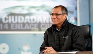 Jorge Glas defiende su inocencia tras apertura juicio por el caso Odebrecht