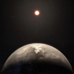 Descubren un planeta templado a solo once años luz del sistema solar