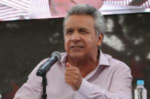 Lenín Moreno pedirá a OIT asesoramiento para Código del trabajo