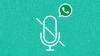 WhatsApp permitirá grabar audios sin tener que mantener pulsado el botón de micrófono