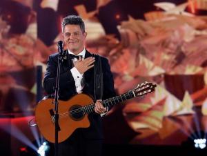 Alejandro Sanz, rey de los Grammy Latino: 'Somos lo que soñamos'