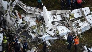 Fiscalía brasileña sospecha que avión de Chapecoense pertenece a otros dueños