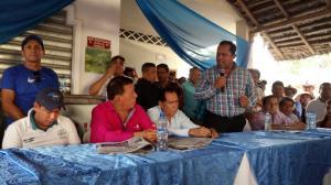 En asamblea piden a exalcalde de Paján que vuelva a ser candidato en 2019