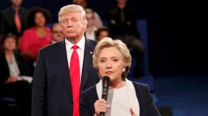 Donald Trump critica a Hillary Clinton tras comentarios sobre supuesto abuso sexual