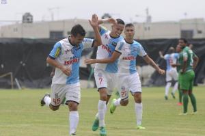Manta FC vence por 2-0 a Liga de Portoviejo en el Jocay