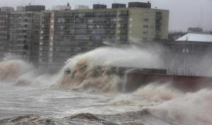 Alerta amarilla en el sur de Uruguay por vientos fuertes y persistentes